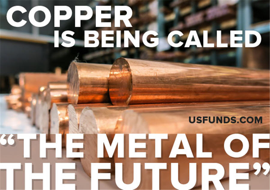 Copper is being called