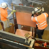 Copper Cathode Production at Florence Copper's Production Test Facility SX/EW– July 2020
